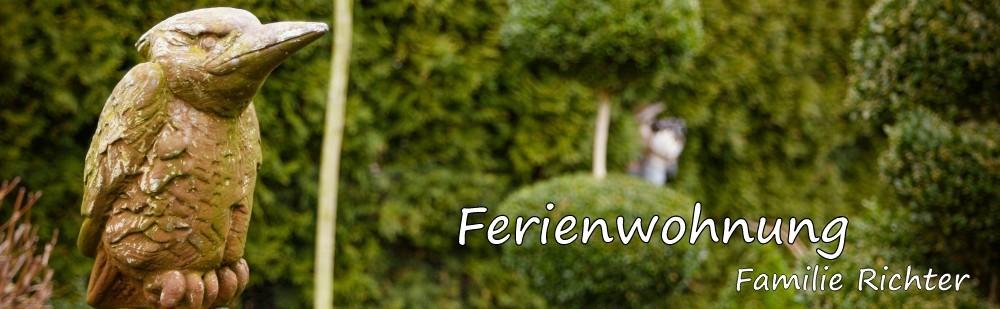 Ferienwohnung in Hörstel Riesenbeck – FeWo